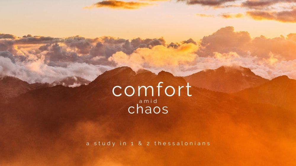 Comfort Amid Chaos